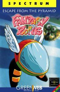 """Fantasy Zone llega al ZX Spectrum en  """"Escape from the Pyramid"""" (Versión final)"""