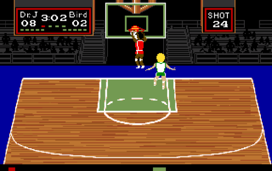 El primer juego que vi de Amiga en casa de Pepito