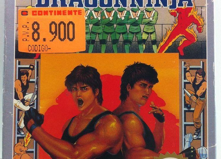 Precio NES Dragon Ninja en Continente