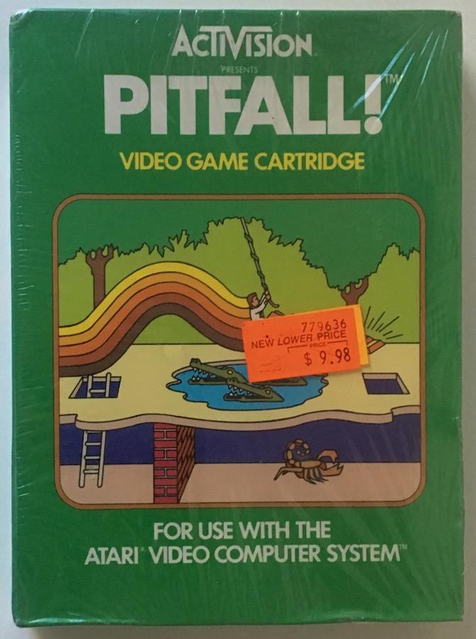 Pitfall para Atari 2600