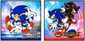 La fiebre del vinilo no cesa, ahora Sonic Adventure 1 y 2