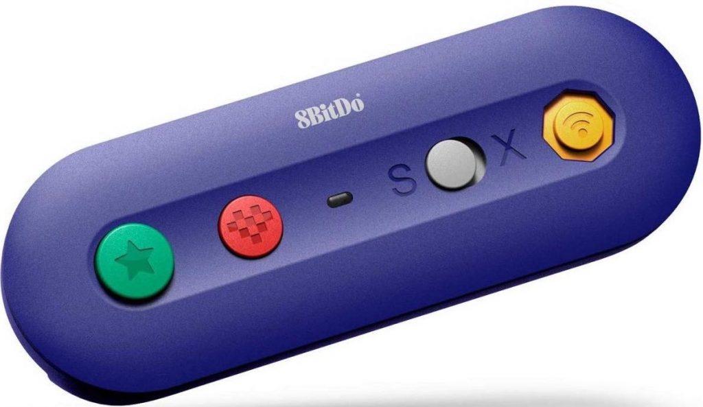 Adaptador mandos de Nintendo GAmeCube a Nintendo Switch