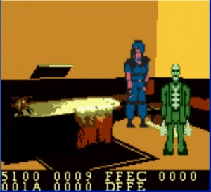 ROM de Resident Evil Game Boy Color ya disponible
