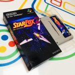 Repro de StarFox 2