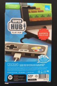 Hub USB retro