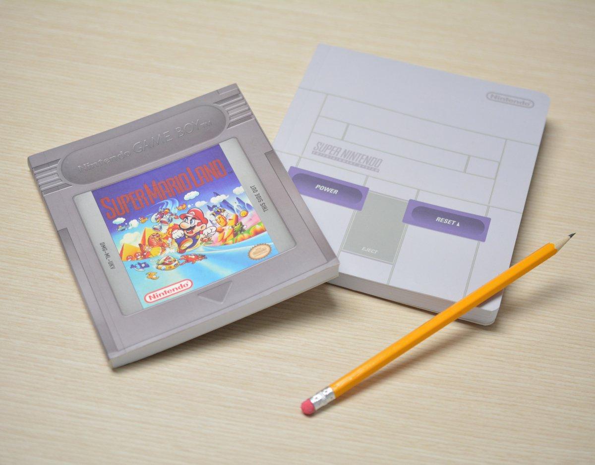 Cuadernos Nintendo