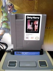 Retro-Port. Adaptador para jugar los juegos de NES en la Super Nintendo