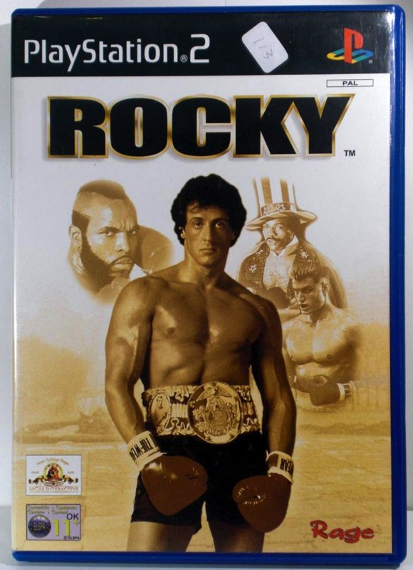 Rocky PS2
