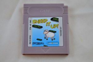 Sheep iT Up – Nuevo cartucho para Nintendo Game Boy