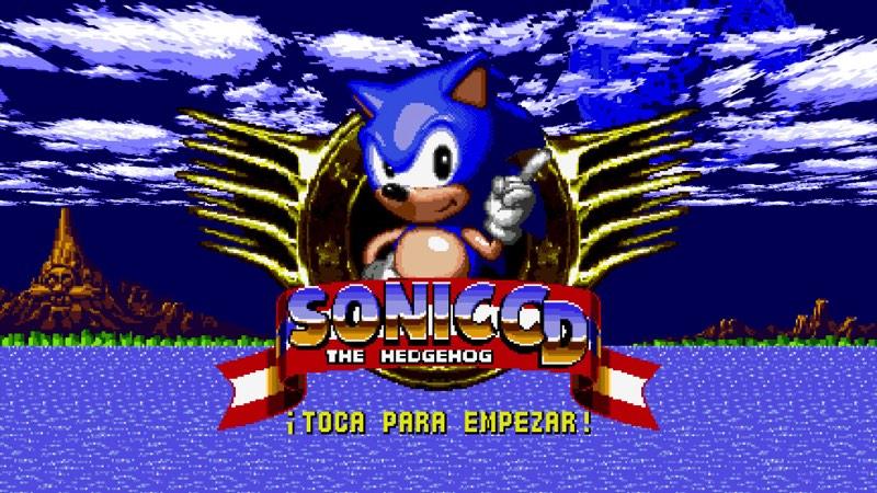 Sonic CD Sega Forever