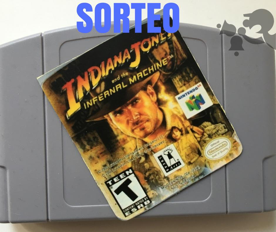 Sorteo Facebook Nintendo 64