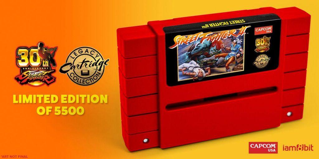 Street Fighter 2 para Super Nintendo edición 2017