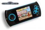 Imagen Sega Megadrive portatil que ejecuta roms desde tarjeta SD