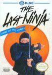 Carátula de The Last Ninja para NES