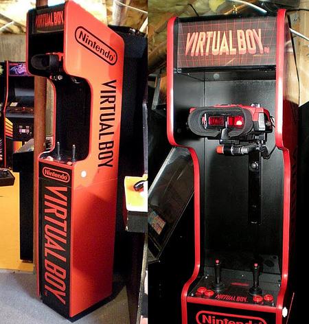 Kiosko Virtual Boy