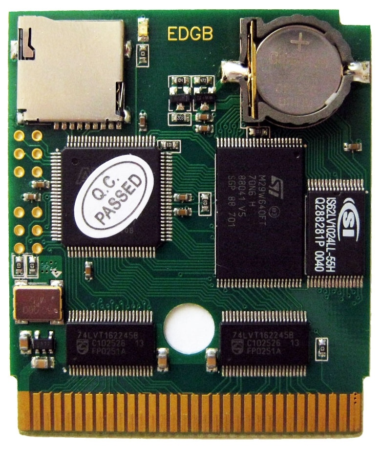 Comprar Everdrive GB Nintendo Game Boy y Game Boy Color