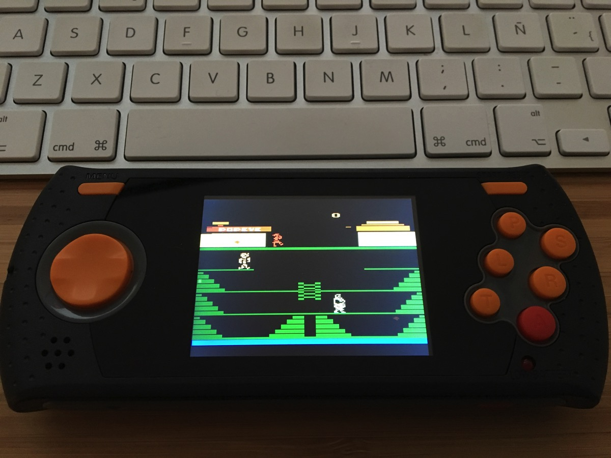 Popeye en Atari Flashback