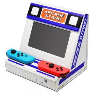 Columbus Circle anuncia una especie de mueble arcade para Nintendo Switch
