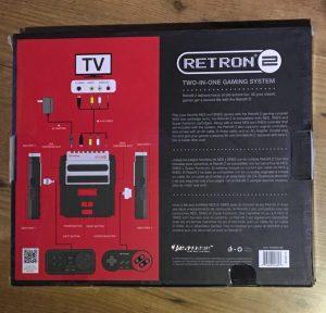 Caja de la RetroN 2
