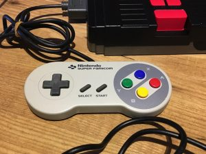 Mando original Super Famicom