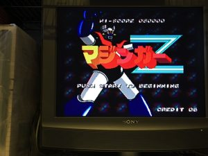 Mazinger en Super Ufo Super Famicom