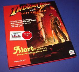 Indiana Jones in the Lost Kingdom – El peor juego de Indiana Jones de la historia