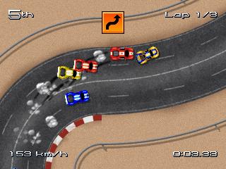pantalla del juego