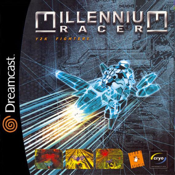 Millenium Racer para Sega Dreamcast
