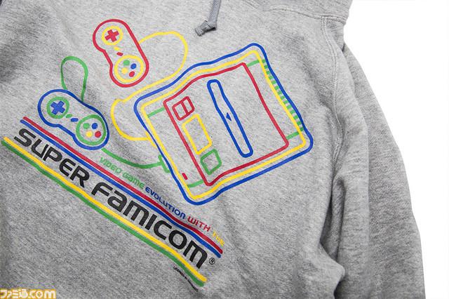 Sudadera Super Famicom
