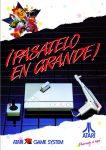 Publicidad Española Atari XE