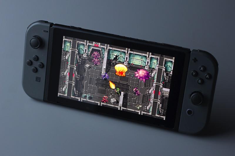 xeno-crisis-switch